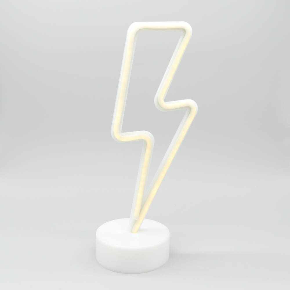 Neon-Lightening-Bolt-Night-Light-1