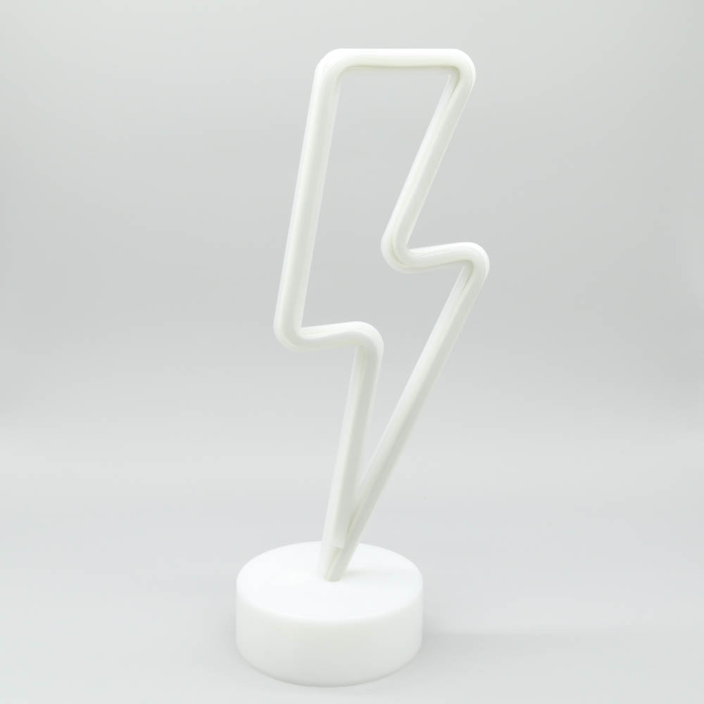 Neon-Lightening-Bolt-Night-Light-4