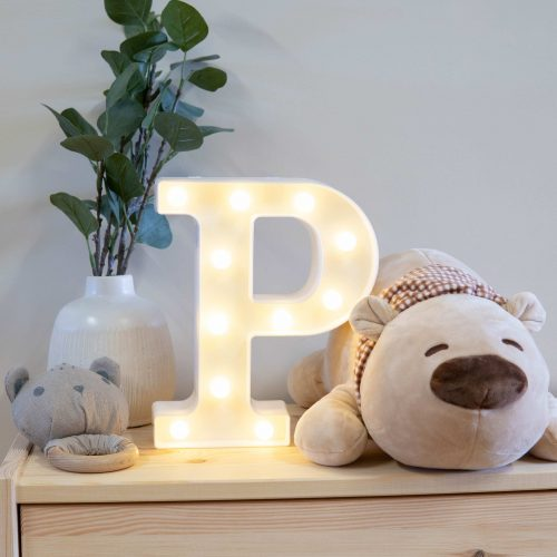 letter-P-night-light-2