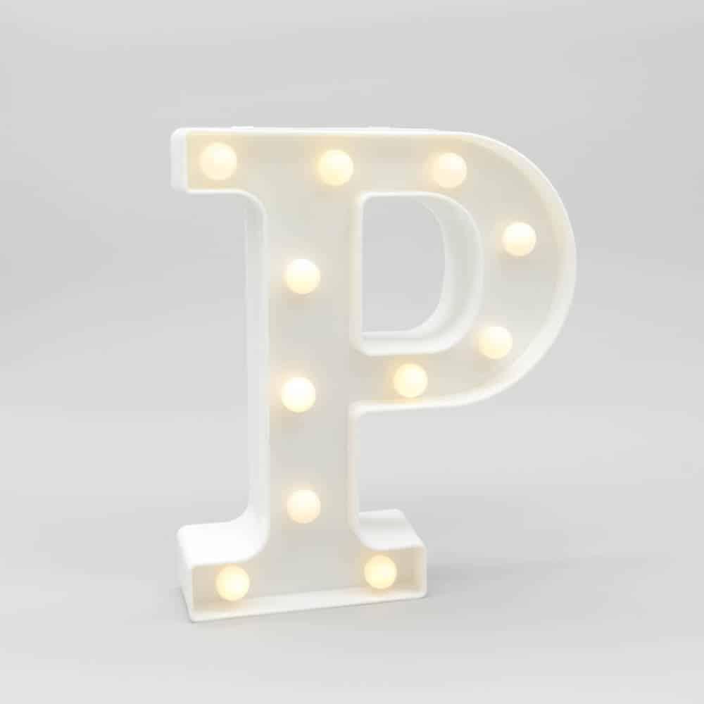 letter-P-night-light-1