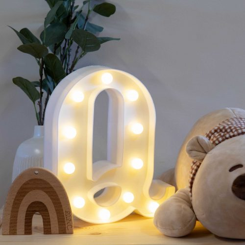 letter-Q-night-light-2