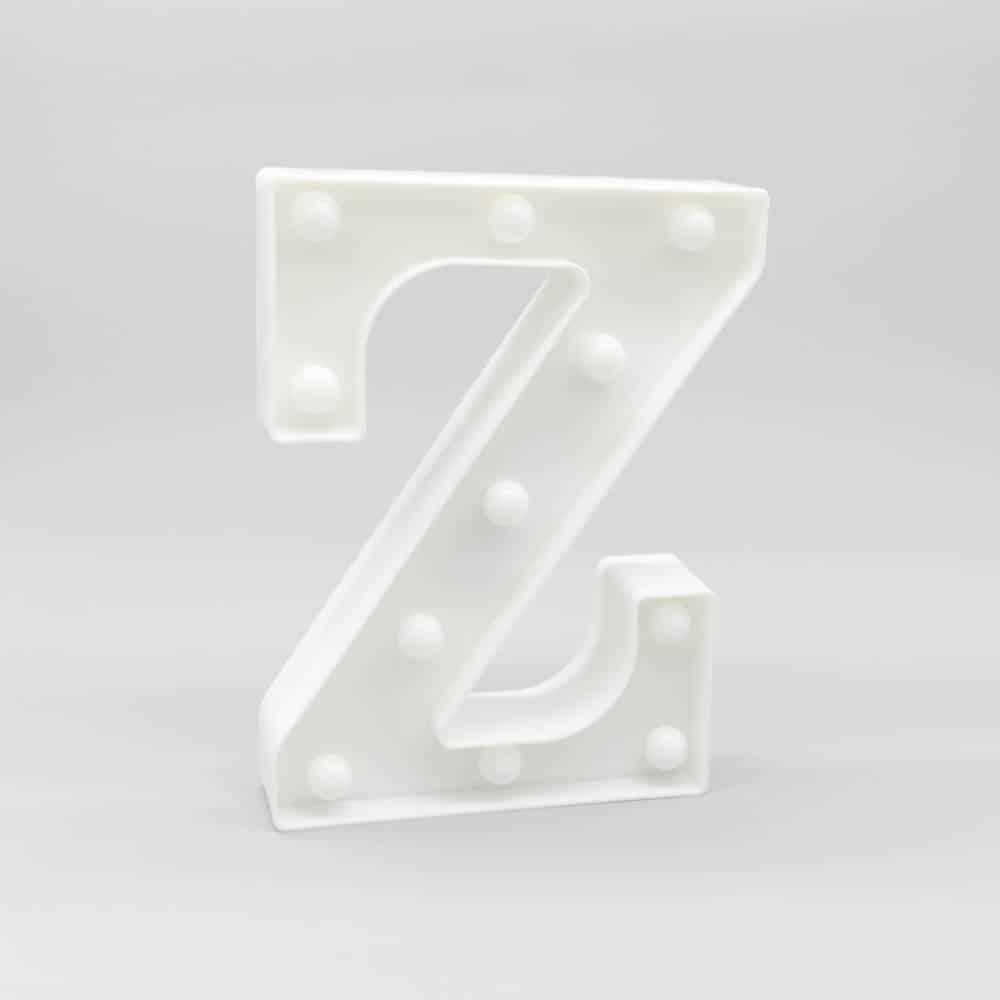 letter-Z-night-light-3