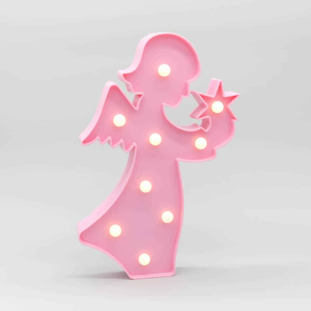 pink-angel-marquee-night-light-1