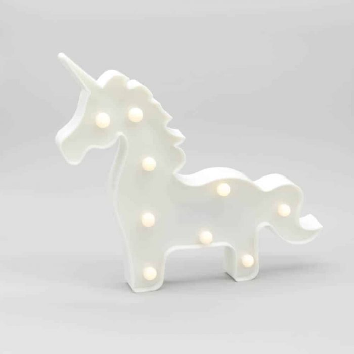 white-unicorn-marquee-night-light-1