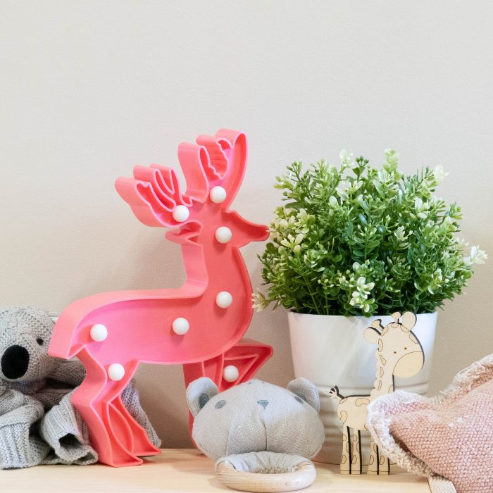 pink-stag-marquee-night-light-3