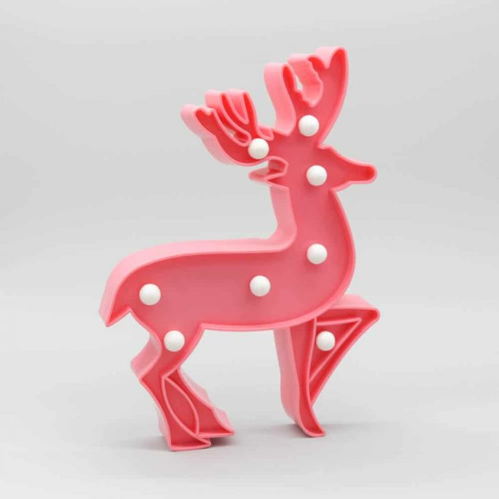 pink-stag-marquee-night-light-4