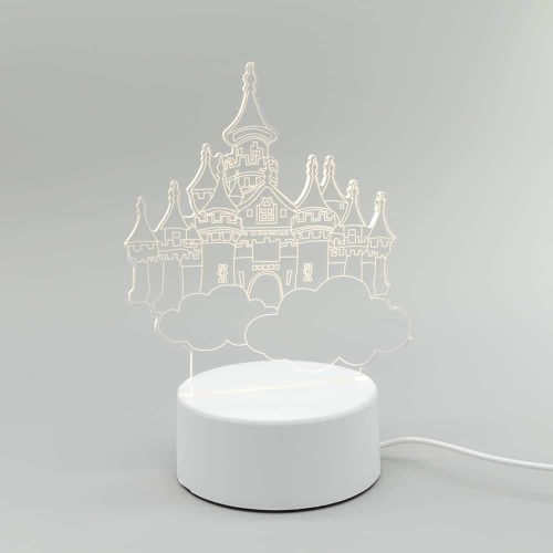 Castle In The Clouds Night Light