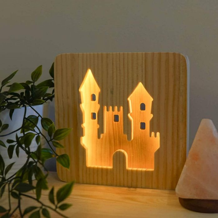 wooden-princess-castle-night-light-2